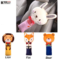 Cartoon Car Seat Belt Cover