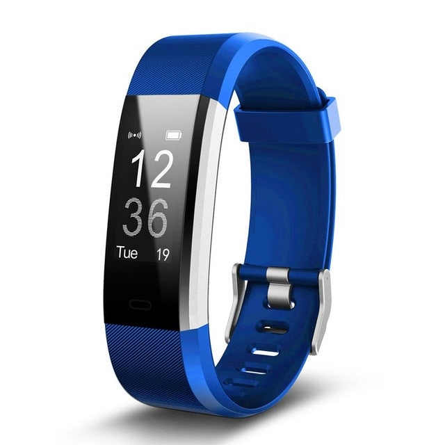 Heart Rate Fitness Pedometer Tracking Smartband - Dayfit 2.0 by Epiktec