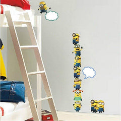 Minions Vinyl Wall Stickers Despicable Me