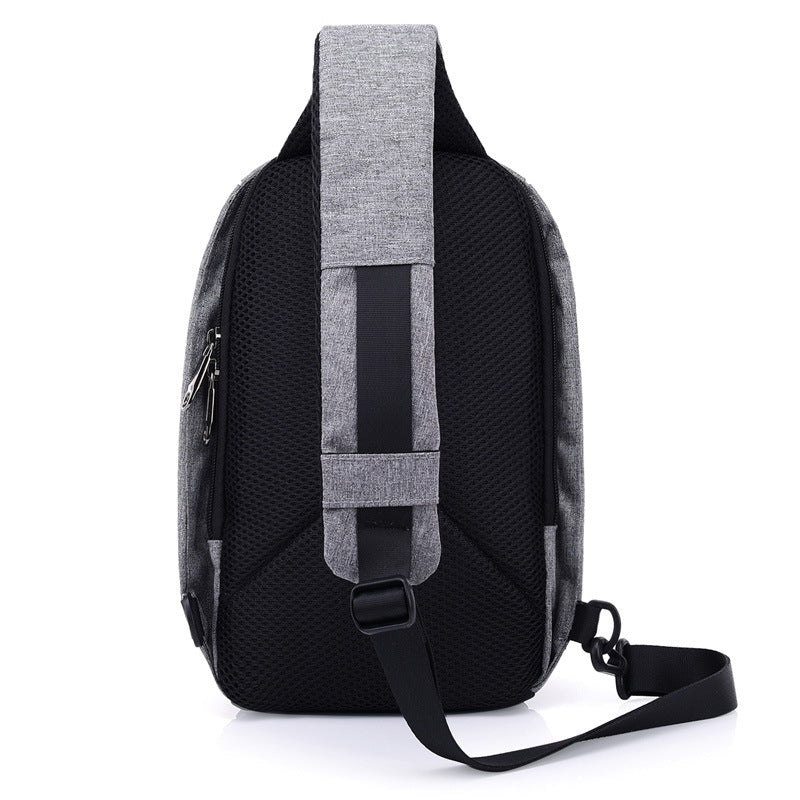 Mini Backpack Anti Theft  USB Rechargeable