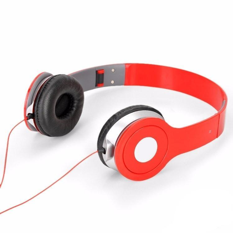 Fashion Adjustable Headband Earphones with Mic
