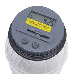 New Digital Coin Saving Money Box
