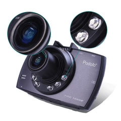 Original A2 Car DVR Camera G30 Full HD 1080P 140 Degree Dashcam Video Registrars for Cars Night Vision