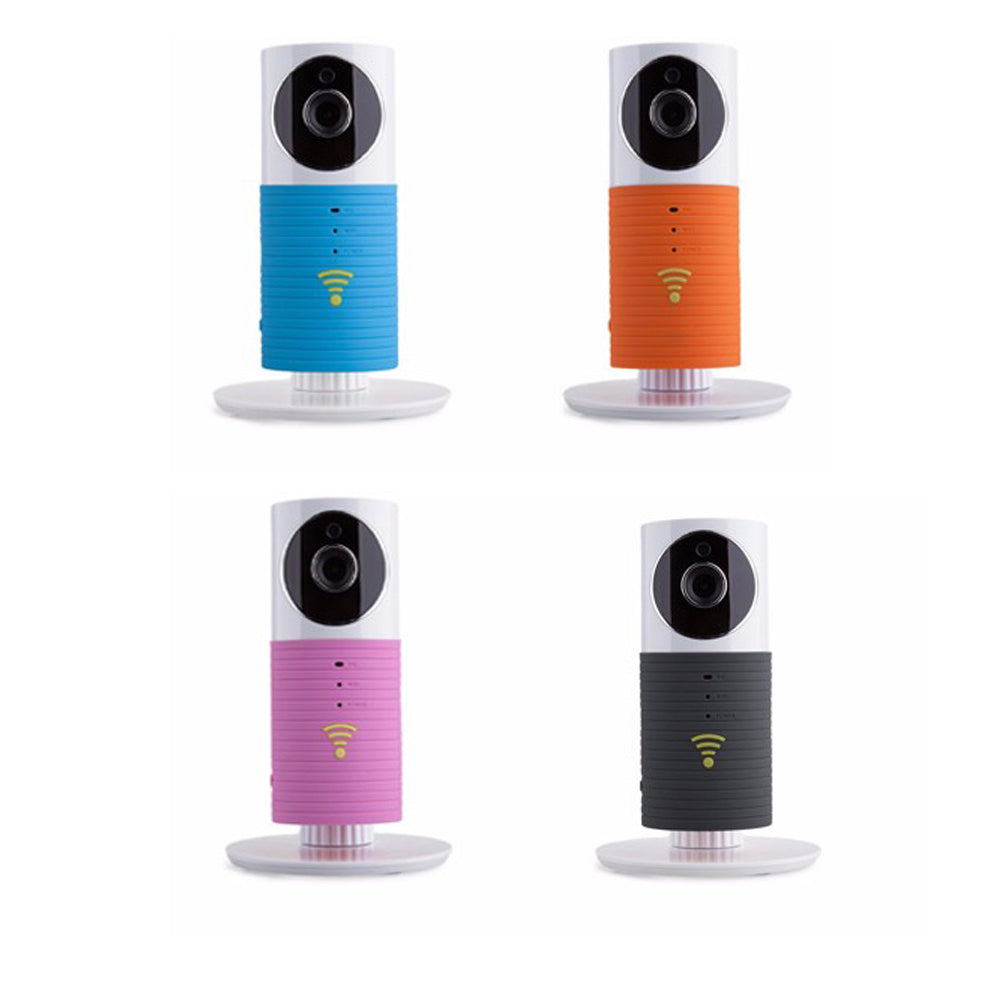 Baby Monitor 720P HD mini wireless Two-way TOPS Audio Night Vision