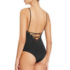 Audrey - Cross Lace Bandage Slim One piece Monokini