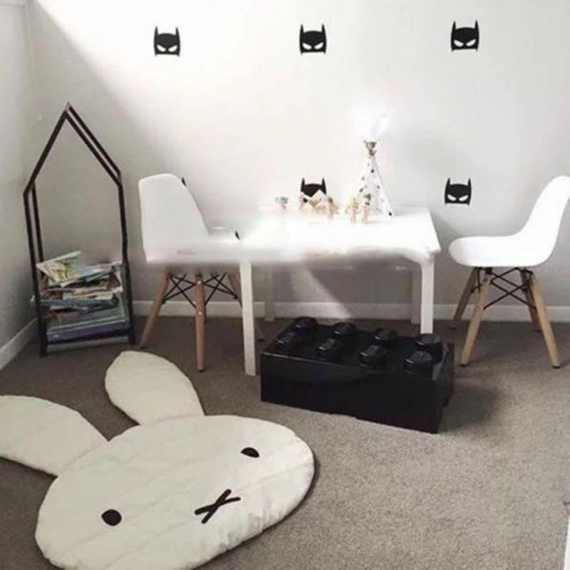 Rabbit Soft Baby Play Rugs