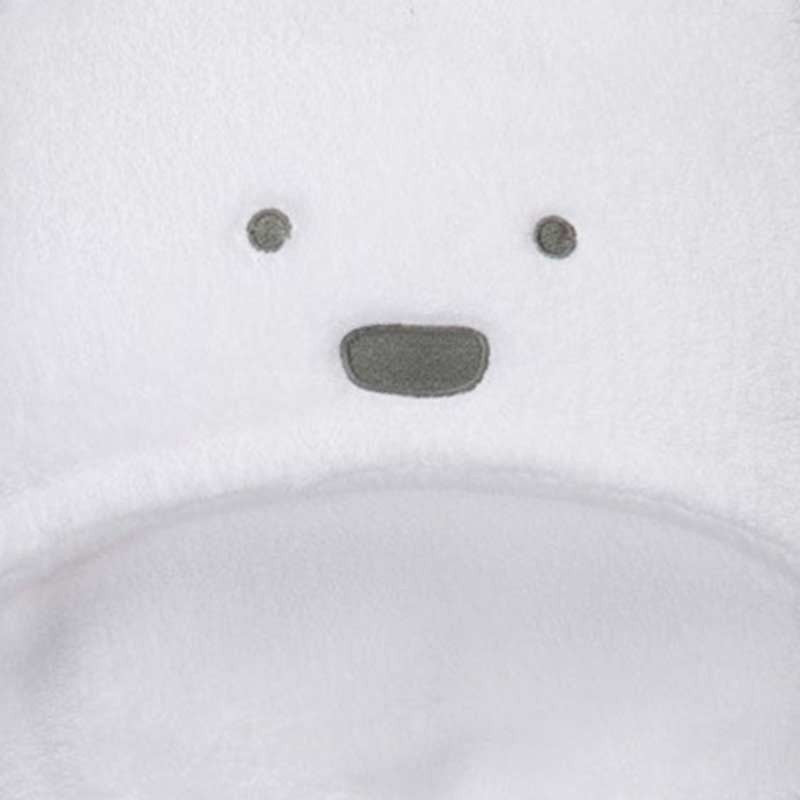 Soft Fleece Baby Hooded Blanket