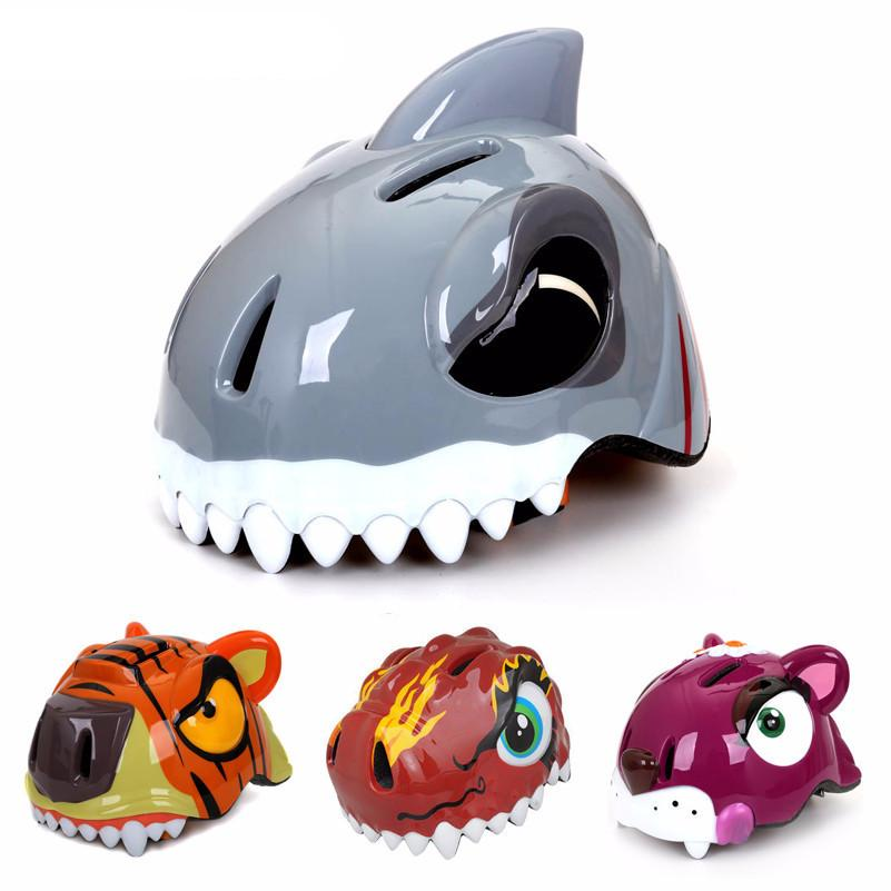 Cartoon Children's Helmets