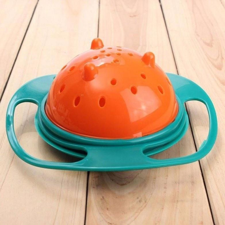 Children 360 Rotate Spill-Proof Bowl Dishes