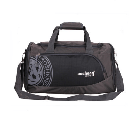 Nylon Sports Gym Shoulder Bag