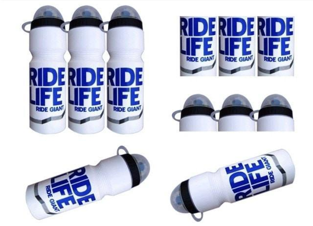New Giant ride edition kettle bicycle sports bottle