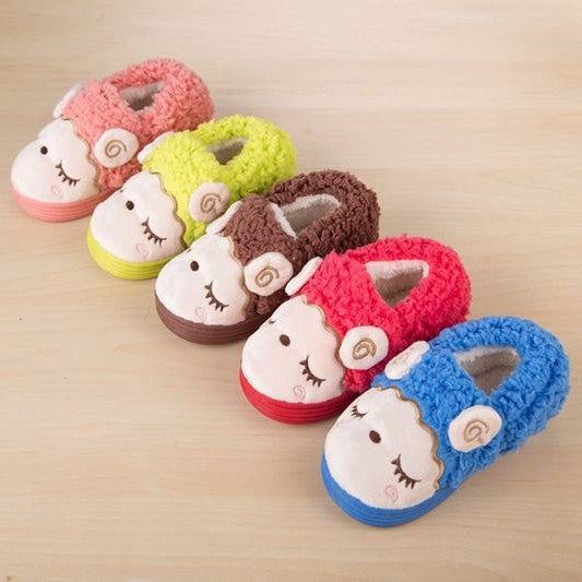 Baby Sheep Soft Slippers