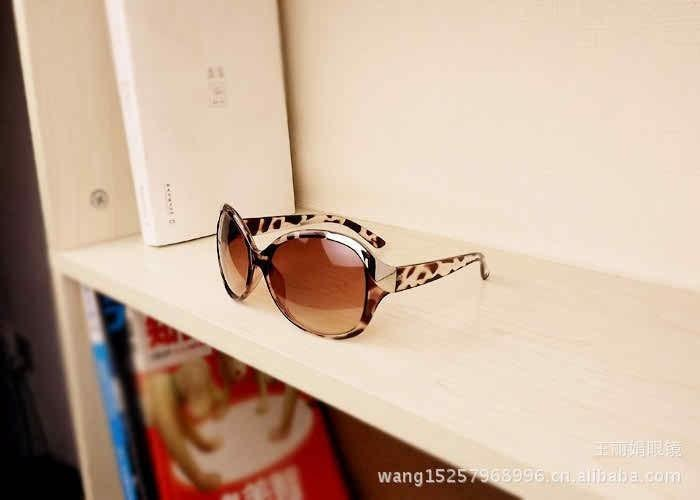 Trendy Fashion Large Sunglasses