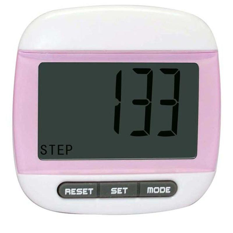 Step Counter Run Walking Pedometer Distance Calorie With LCD screen