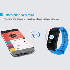 Band Smart Bracelet Waterproof  fitness Tracker IOS Android Phone