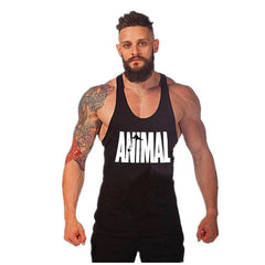Gym Singlets Tank Tops - Sports Clothes