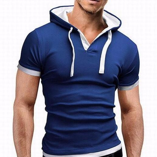 Summer 2016 Fashion Tops - Short Sleeve Casual T Shirt - Crossfit