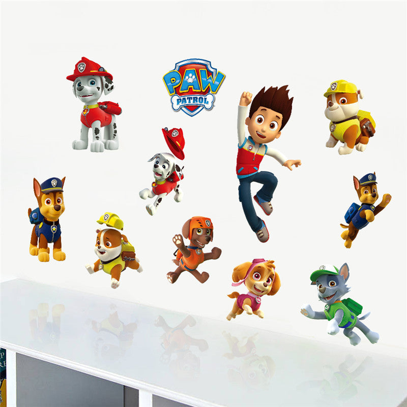 Paw Patrol Wall Sticker