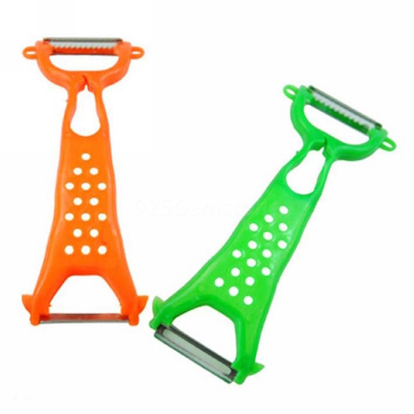 FREE Multifunctional Vegetable Fruit Peeler/Zester/Cutter