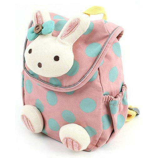 Cute Rabbit School Bag