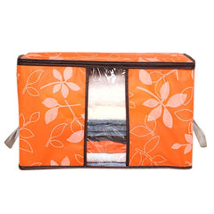 Storage Organization Flower Printed Bags