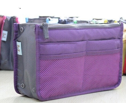 Multi Functional Bag Organizer  - Travel -  Cosmetic - Storage Bag