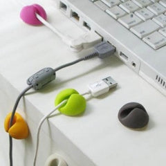 Cable Winder Desk Accessories Cable Manager