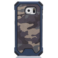 * Samsung  Case * S6 3 in 1 Army Camouflage Pattern Hard Plastic Back Cover