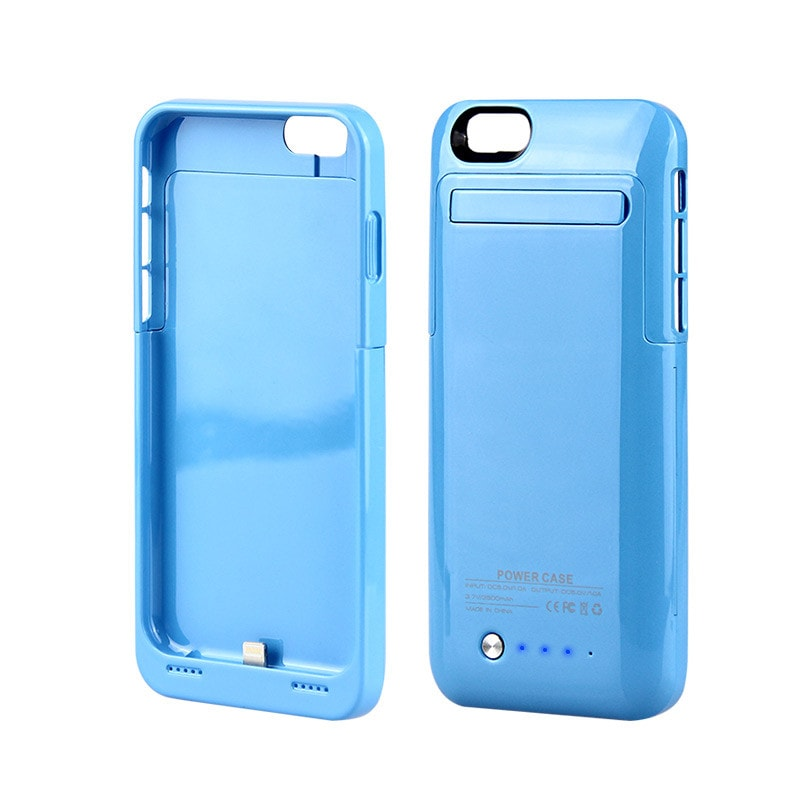 * iPhone Case*  6/6S Battery Backup Power Bank Case