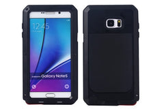* Samsung Case * Note 5 Luxury Dirt Proof Shockproof Waterproof Heavy Duty Armor Aluminum Cover