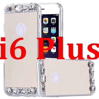 * iPhone Case* i6/6S/6 Plus Fashion Bling Glitter Mirror Case