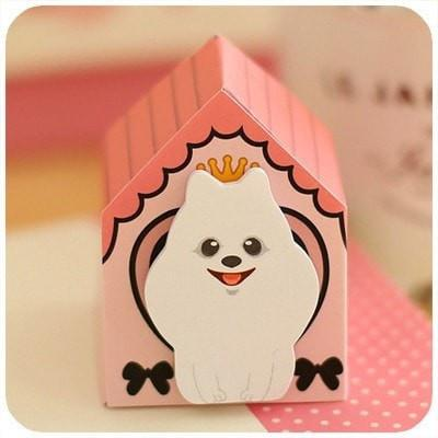Dogs Cats Post It Note Paper
