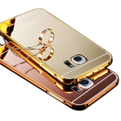 * Samsung  Case * Galaxy S5 S6 I9600 - Elegant High Quality Metal Aluminum Case