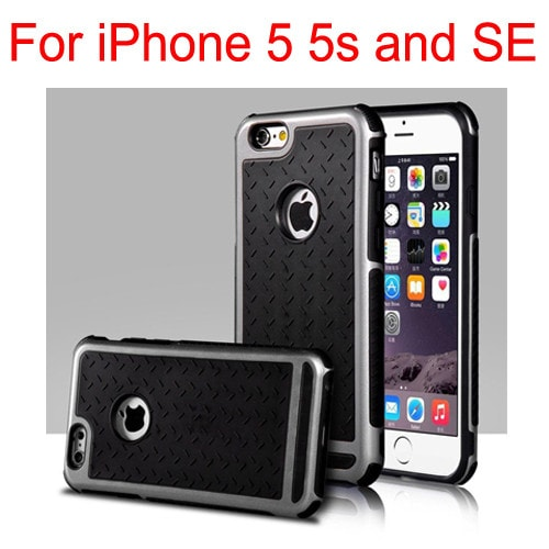* iPhone Case* 6 6S / 6 Plus 6S Plus / 5 5s  Silicone Shockproof Back Cover