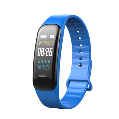 Bluetooth Smart Band Blood Pressure & Heart Rate Monitor Colour Screen