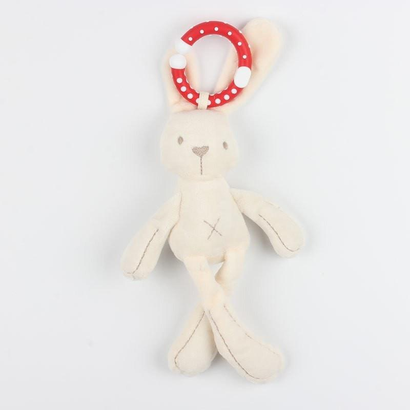 Cute Rabbit & Bear Stroller Toys