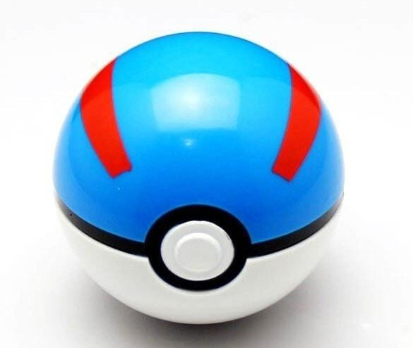 Pokeball Action Figures