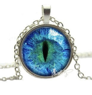 FREE Cat Eye Necklace Pendant