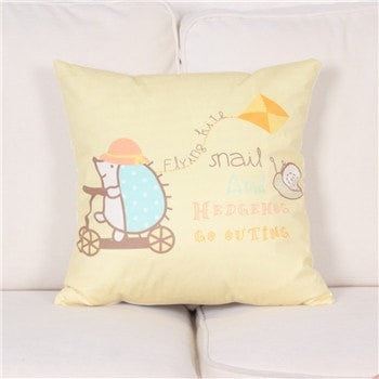Children Fabric Pillow Cover