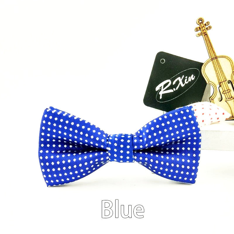 Formal Cotton Classical Bow Ties Butterfly for Pets