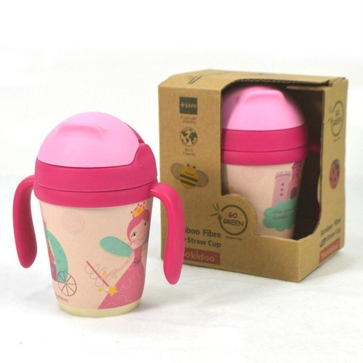 Eco Friendly Bamboo Fiber Training Bottle