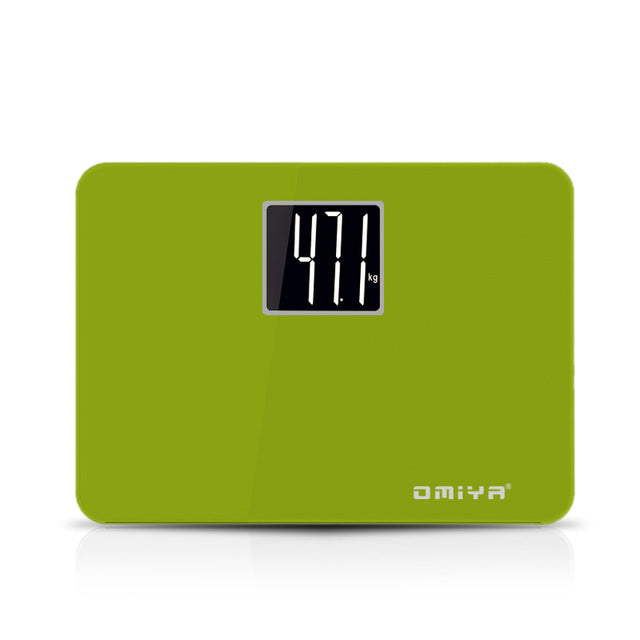 Candy Colour Mini Smart Scale LED Digital