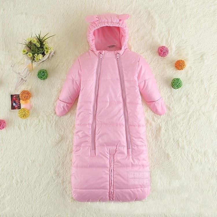 Winter Baby Wrap Bedding Sleeping Bag