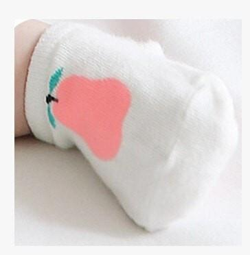 Cute Animal Rabbit Rat Bear Pattern Socks