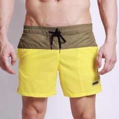 Color Block Swim Men Short