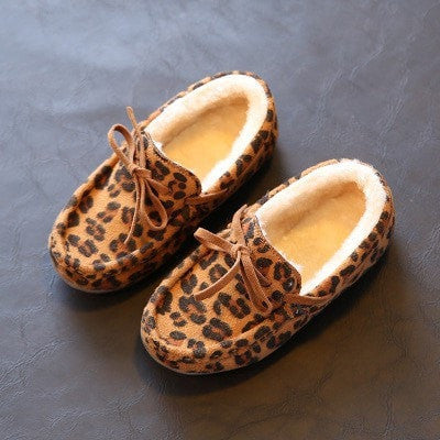Children Cotton-Padded Home Fashion Slipper