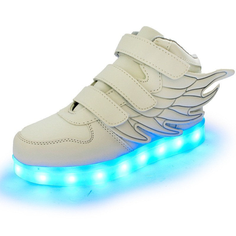 Children LED Lumineuse Shoes
