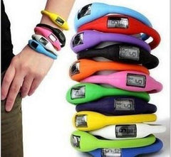 Fashion NEW Anion Sports Wrist Bracelet - Digital Watch Men/Women