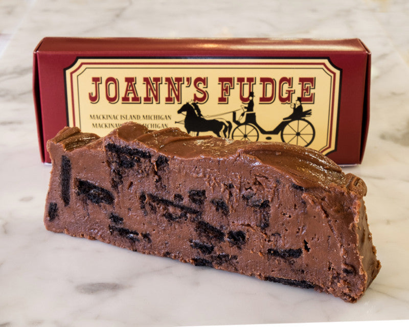 Valentine's Day - One Slice Box of Fudge