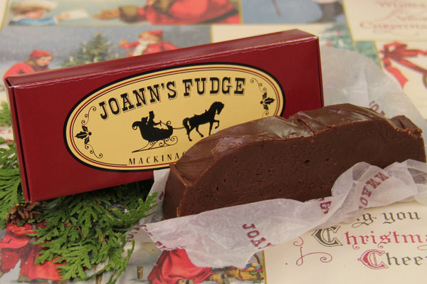 One Slice Box of Fudge - Holiday